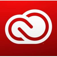 Adobe software licentie: Creative Cloud for teams - All Apps - Engels - 1 jaar