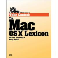 TidBITS Publishing algemene utilitie: TidBITS Publishing, Inc. Take Control: The Mac OS X Lexicon - eBook (EPUB)