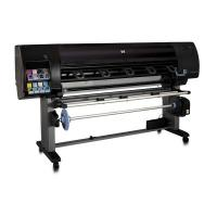 HP grootformaat printer: Designjet Z6100 printerserie Designjet Z6100 1524-mm printer - Cyaan, light Cyaan, Magenta, .....