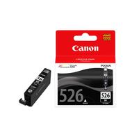 Canon inktcartridge: CLI-526 BK - Zwart