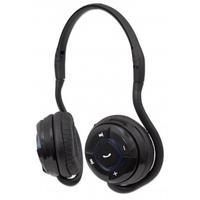 Manhattan koptelefoon: Flex - Zwart