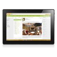 Lenovo tablet: Miix 310 - Zwart, Zilver