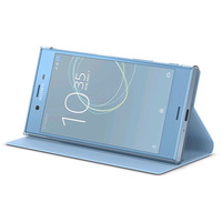 Sony mobile phone case: SCSG20 - Blauw