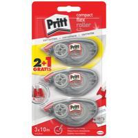 Pritt Corr Compact Roller Film/tape correctie - Multi kleuren