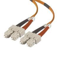 Hewlett Packard Enterprise fiber optic kabel: 15m SC-SC