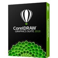 Corel grafische software: CorelDRAW Graphics Suite 2018