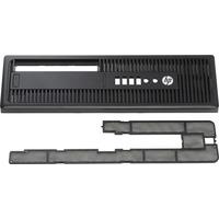 HP EliteDesk 800 G2 towerbezel/stoffilter Computerkast onderdeel - Zwart