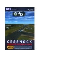 Orbx simulation systems algemene utilitie: pc DVD-ROM FTX CESSNOCK - Airport Scenery Pack, YCNK