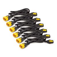 APC electriciteitssnoer: Elektriciteitssnoeren, C13 - C14, 10A, 0.6m
