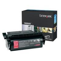 Lexmark toner: Optra S Print Cartridge - Zwart