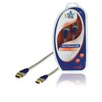 HQ USB kabel: SC-032-3.0 - Grijs