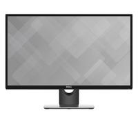 "DELL monitor: 68.58 cm (27 "") 68.6cm (1920x1080), 6ms, IPS, 178°/178°, 1000: 1, 300 cd/m2, 20W - Zwart, Zilver"