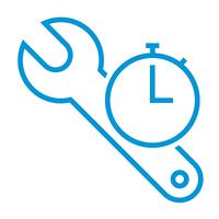 HP garantie: Standaard levering (Door/Dock) voor desktop pc