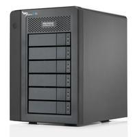 Promise Technology NAS: 18TB Pegasus 2 R6 - Zwart