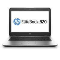 "HP laptop: EliteBook 820 G3 12.5"" i7 512GB SSD  - Zilver"