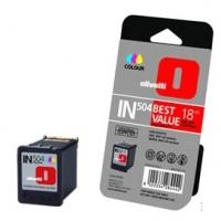 Olivetti Colour ink-jet cartridge IN504 (B0496)