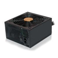 LogiLink power supply unit: 750W, Active PFC, 13.5cm Fan, 80 PLUS Gold - Zwart