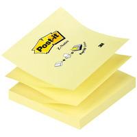 Self adhesive note paper