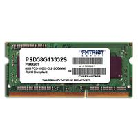 Patriot Memory RAM-geheugen: 8GB PC3-10600