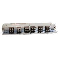 Hewlett Packard Enterprise power supply unit: HP BLc7000 -48V DC Power Input Module - Zwart
