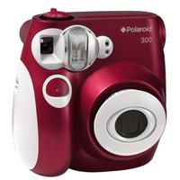 Polaroid INSTANT ANALOG CAM PIC300 RED (PIC300RED)