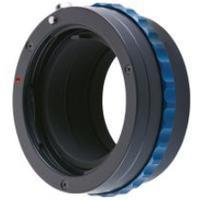 Novoflex lens adapter: EOS M to Sony/Minolta adapter - Zwart, Blauw