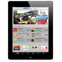 Apple tablet: The new iPad with Wi-Fi 16GB - Black (3rd generation) Refurbished