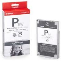 Canon fotopapier: Easy Photo Pack E-P25BW