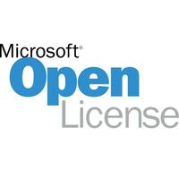 Microsoft software licentie: SQL Server Enterprise Core Edition