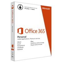 Microsoft software suite: Office 365 Personal