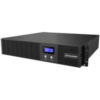 PowerWalker VI 2200 RLE UPS - Zwart
