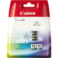 Canon inktcartridge: Cartridge BCI-16 3-Color