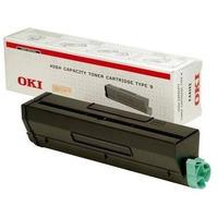 OKI toner: Toner 01103402 zwart C4100/4200/4300
