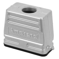 Amphenol MBR, PA, IP65, A16, M25 Multipolaire connector-behuizing - Metallic