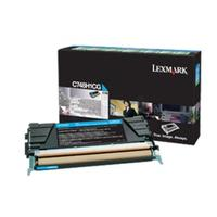 Lexmark cartridge: Toner Cartridge C 748 DE/DTE/E, Cyan, 10000 Pages - Cyaan