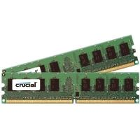Crucial RAM-geheugen: DDR2 PC2-8500 DIMM 4GB-kit