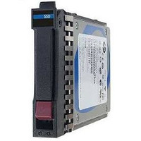 """Hewlett Packard Enterprise 1.6TB, 6.35 cm (2.5"""") , 12G SAS, SFF, MU SSD - Aluminium, Zwart"""