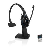 Sennheiser headset: MB Pro 1 UC - Zwart