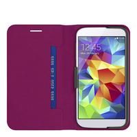 Belkin mobile phone case: Classic Folio Case, for Samsung Galaxy S5 - Roze
