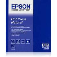 Epson papier: Hot Press Natural A2