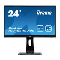 "Iiyama monitor: ProLite 24"" LCD-Monitor"
