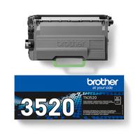 Brother cartridge: Tonercartridge (circa 20.000 pagina's A4 conform ISO/IEC 19752) - Zwart