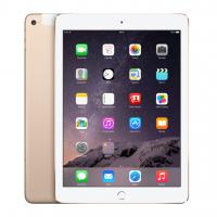 Apple tablet: iPad Air 2 Wi-Fi + Cellular 128GB - Gold - Goud