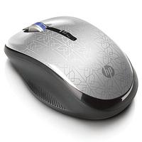 HP WE790AA computermuis - Zilver