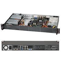 Supermicro SC504-203B Server barebone