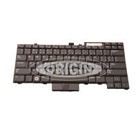 Origin Storage toetsenbord: Notebook keybord voor Dell Notebook Czech layout - Zwart, QWERTZ
