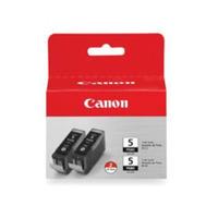 Canon inktcartridge: PGI-5BK Twin Pack - Zwart Pigment