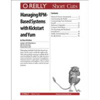 O'Reilly boek: Media Managing RPM-Based Systems with Kickstart and Yum - eBook (PDF)
