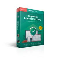 Kaspersky Lab software: Internet Security 2019