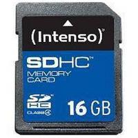 Intenso SDHC-kaart 16 GB Class 4